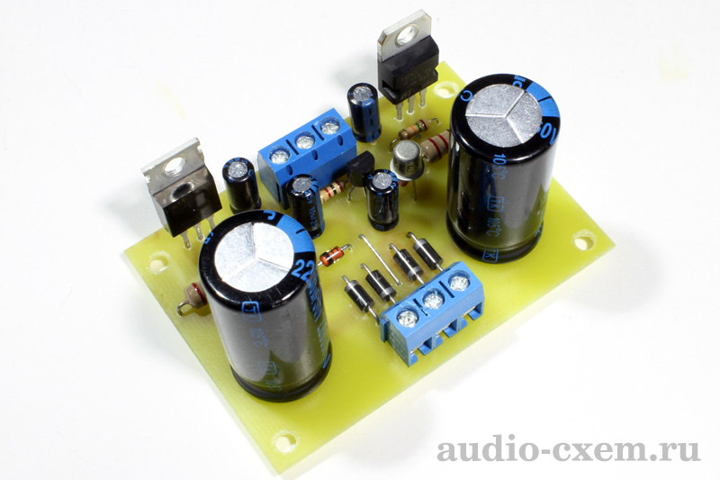 PREAMP APEX PSU